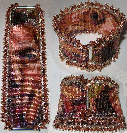 Beaded Jewelry Gallery Loom picture